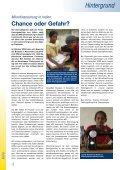 Schwere Zeiten für brasilianische Sisal- Genossenschaft - Oikocredit - Seite 4
