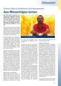 Schwere Zeiten für brasilianische Sisal- Genossenschaft - Oikocredit - Seite 5