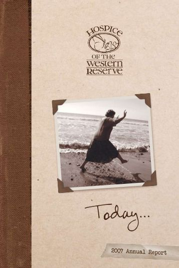 Today... - Hospice of the Western Reserve