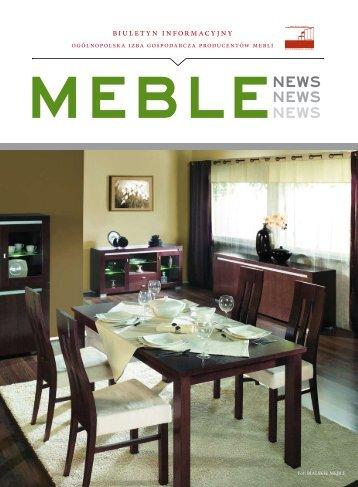 Wrzesień 2011 - Ogólnopolska Izba Gospodarcza Producentów Mebli