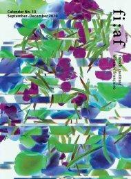 Calendar No. 13 September–December 2010 - French Institute ...