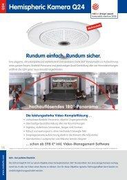 Secure Partner für Mobotix Netzwerkkameras ...