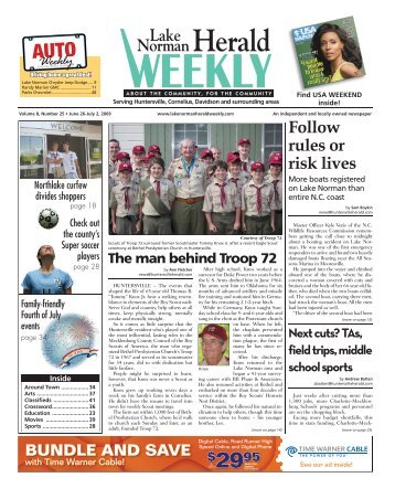 Herald - Carolina Weekly Newspapers