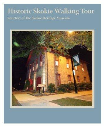 Historic Skokie Walking Tour - Skokie Park District
