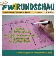 Unbedingt zum Wählen gehen!!! - Freie Wähler Landkreis Fürth
