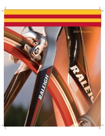 2007 Catalog - Raleigh