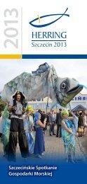 Folder - Herring Szczecin 2013