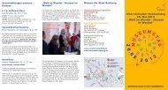 "Internationaler Museumstag 20. Mai 2012 ""Welt im ... - Stadt Bamberg"