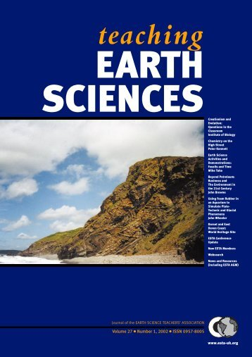teaching - Earth Science Teachers' Association