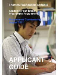 APPLICANT - Imperial College London