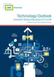 Technology Outlook for Australian Tertiary Education 2013-2018