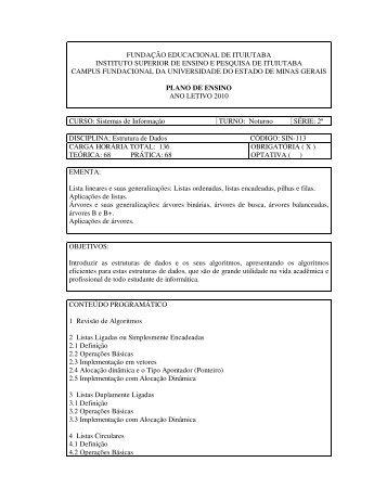Plano de Aula - Waltenomartins.com.br