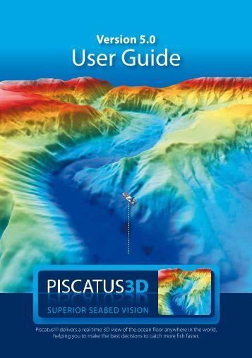 User Guide - Piscatus 3D