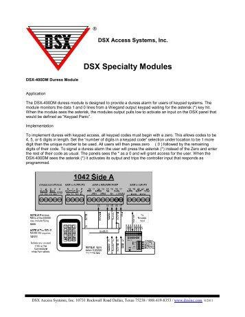Dsx Wiring Diagram - Wiring Diagram Online on dsx 1042 installation, smoke detector wiring diagram, dsx access control manuals,