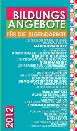 BILDUNGS ANGEBOTE - Stadt Salzburg