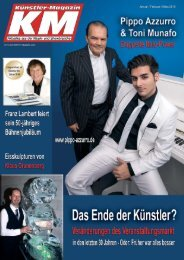 Künstler-Magazin 01-2015