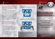 Einen interessanten Flyer mit näheren Informationen finden Sie