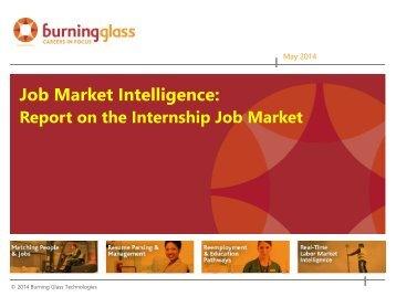 BGT Internship Report