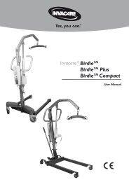 pdf/Invacare Birdie manual.pdf - Disability Hoist Hire