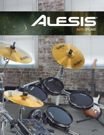 2010 DRUMS 2010 DRUMS - Alesis