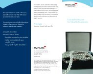 Essential Protection for Valuable Possessions - Travelers Insurance