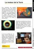 Le moteur de la Terre - Cap Sciences - Page 4