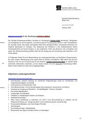 Soziale Arbeit - Ohm-Hochschule Nürnberg