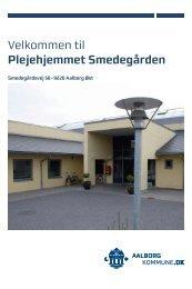 Velkommen til Plejehjemmet Smedegården - Aalborg Kommune