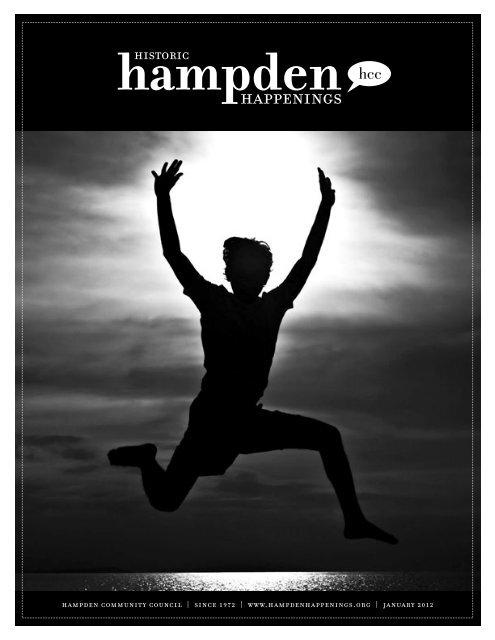 January 2012 (pdf) - Hampden Community Council