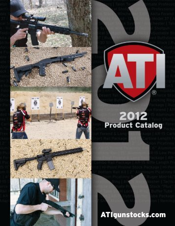 ati products catalog
