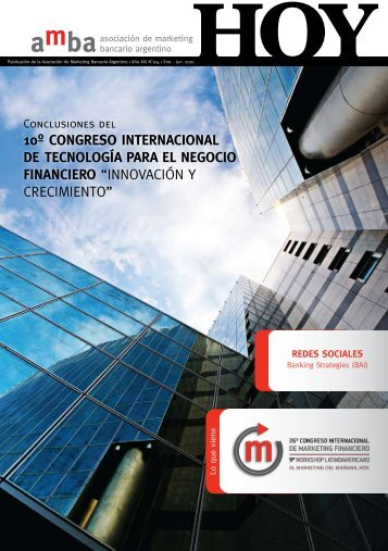 10º congreso internacional de tecnología para el negocio ... - AMBA