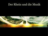 Der Rhein und die Musik - Hauskirchen Konstanz