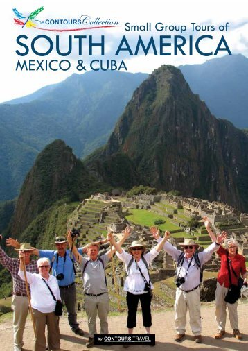 Small group tours of south america - Services Home