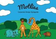 Corporate Design Styleguide - Motlies