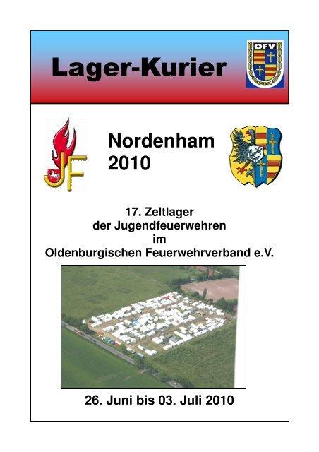 Lager-Kurier - Oldenburgischer Feuerwehrverband eV