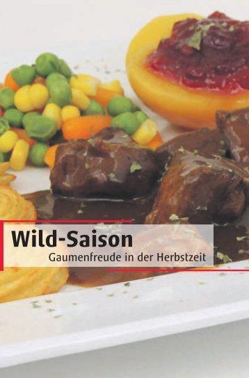 Wild-Saison - Wochen-Post