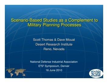 9837 - E2S2 - National Defense Industrial Association