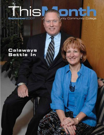 Calaways Settle In - Johnson County Community College