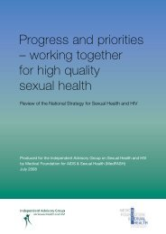 Progress and priorities – working together for high ... - Antibiotic Action
