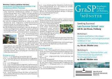 Seeking Success Flyer 2011.cdr