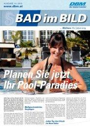 BAD im BILD - Whirlpool | Dampfbad | Sauna | Solarium