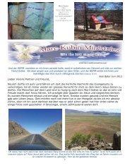 Newsletter Juni 2012 von Marc Kubin - Jesus Christus ...