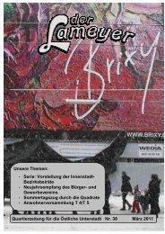 Der Lameyer - 2011 Nr.38 März