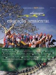 2 0 0 5 estação ecológica de águas emendadas - WWF Brasil