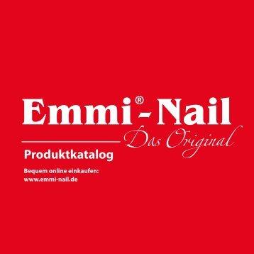 Emmi-Nail Produktkatalog 2015