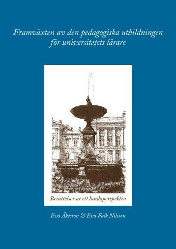 Ladda ner boken som PDF - Lunds universitet