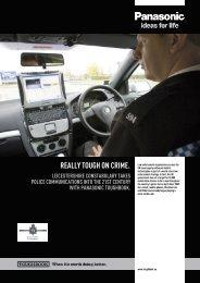 Leicestershire Constabulary - Business - Panasonic