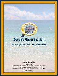 Ocean's Flavor Sea Salt - MCS
