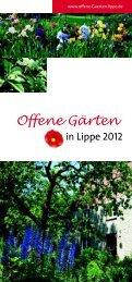 flyer ogl 2012.p65 - Offene Gärten in Lippe