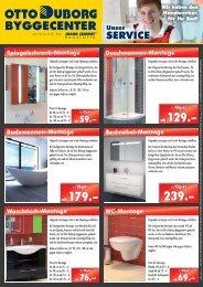 finden Sie unser aktuelles Angebot - Otto Duborg Byggecenter